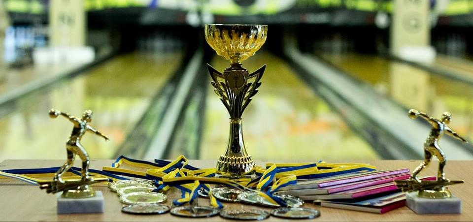 Соревнования по боулингу для начинающих и спортсменов